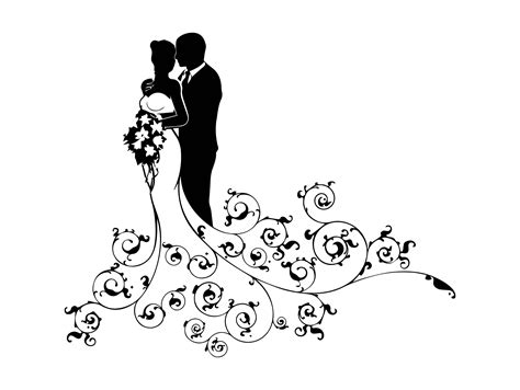 eps format wedding clip art wedding day dress groom beautiful love marriage bride couple
