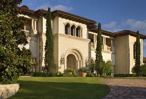 italian architect italian villa exterior austin by jauregui