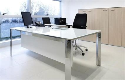 office furniture glass desk trev3 treviso glass desks calibre furniture