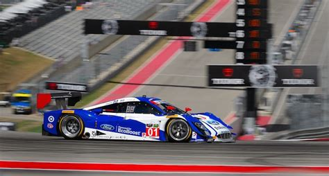 ford ecoboost powers chip ganassi racing to victory in chip ganassi racing ford win at cota