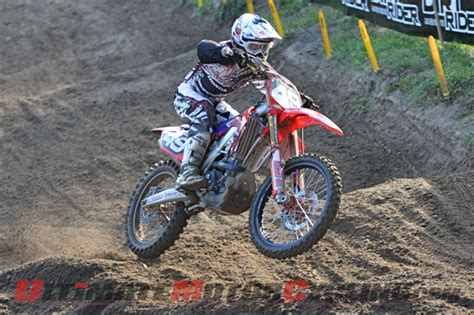 ama motocross 250 results ama 250 mx southwick report review