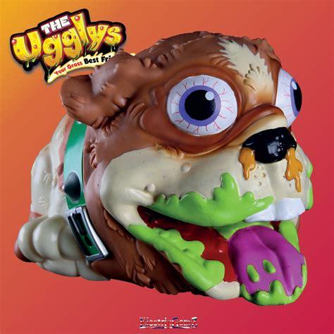 the ugglys pug electronic pet grey the ugglys pug electronic pet big w