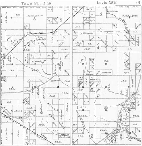Clark County Assessor Address Search 1905 Plat Map By George A Ogle Co Chicago Il Contributed By Images Frompo