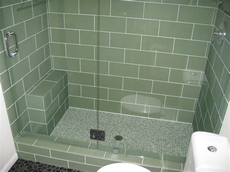 green tile bathroom ideas 40 vintage green bathroom tile ideas and pictures