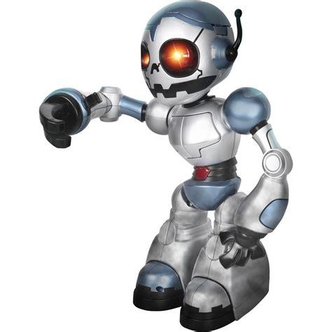 wowwee robot acheter un robot deluxe silver wowwee sur robot advance