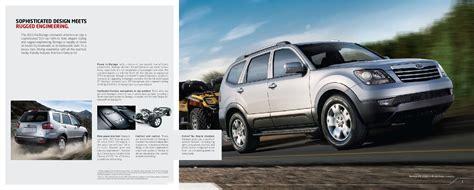 2011 Kia Borrego 2011 Kia Borrego Brochure