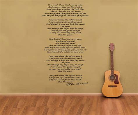 testo i m yours white wallpaper with gold script wallpapersafari
