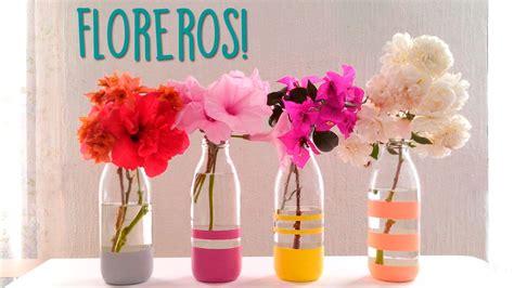 floreros largos de madera haz bonitos floreros reciclados f 225 cil