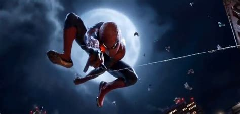 amazing spider man swinging the amazing spider man 3 cool tv spots with new footage