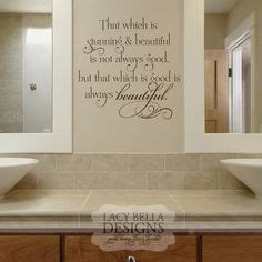 bathroom wall appliques bathroom decals on pinterest vinyl lettering vinyl wall