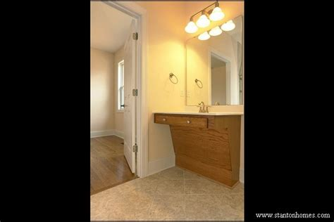accessible bathroom vanity fully wheelchair accessible mother in law suite bathroom