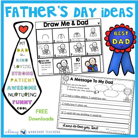 fathers day ideas s day directed drawing ideas whimsy workshop teaching