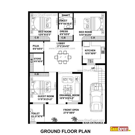 home design for 30x50 plot size 24x40 house plans numberedtype
