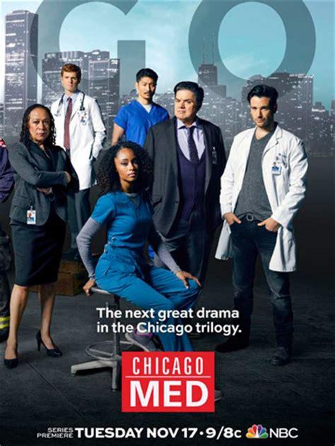 Serial Barat Chicago Med Season 1 chicago med season 1