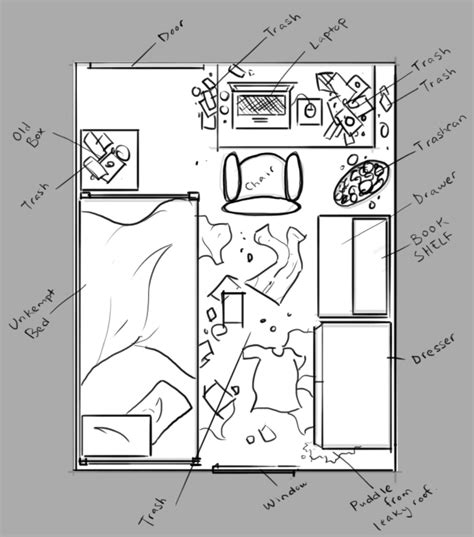 room mapping january 2012