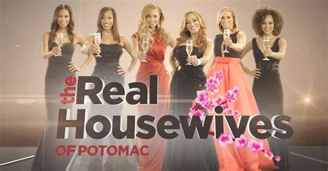 filming the real housewives of potomac reunion see the drama go down image gallery housewives of potomac