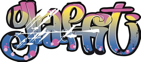 Wandtattoo Kinderzimmer Graffiti by Wandtattoos Folies Wandtattoo Graffiti