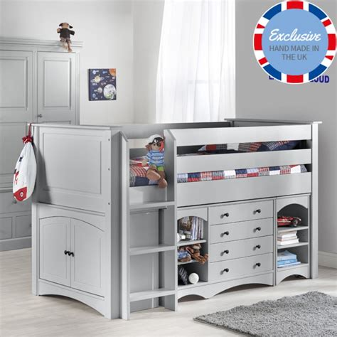 Kids Bedroom archie cabin bed boys beds kids bedrooms childrens