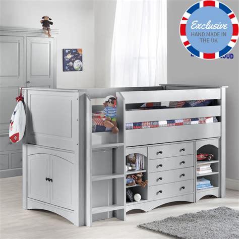 Archie cabin bed boys beds kids bedrooms childrens furniture