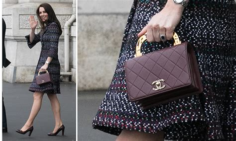 Chanel Kate Bosworth And Chanel Clutch Evening Bag by Duchess Kate S Clutch Bags And Purses Gallery Hello Us