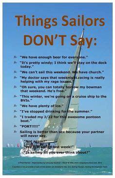 sailboat jokes funny sailing quotes and sayings quotesgram