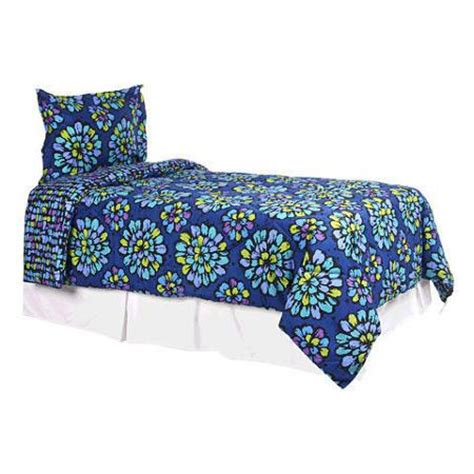 vera bradley bed set vera bradley vera bradley reversible comforter set twin xl sheets bedding blue home