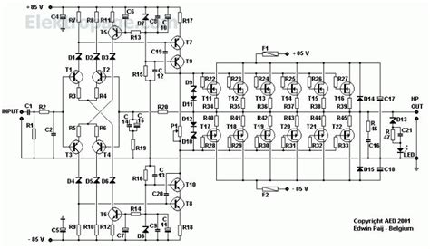 600 watts lifier schematic diagram 600 watts lifier schematic diagram wiring diagram and