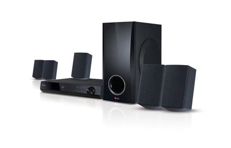 Home Theater System by Lg Bh5140s 3d Capable 500w 5 1ch Disc Home