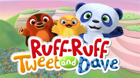Children Knowledge ruff ruff tweet and dave knowledge
