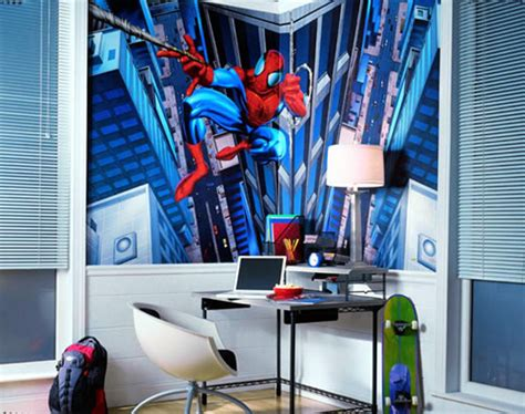 spiderman bedroom decor spiderman bedroom decorating ideas for kids