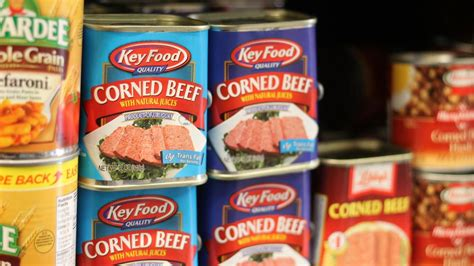 Beef Shelf by Some Stores Hesitant To Pull Corned Beef Says Sources Are