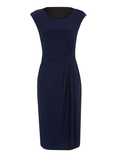 Dress Jesy Navy precis navy jersey dress in blue navy lyst