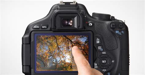 Kamera Nikon Eos 650d canon eos 650d kamera digital layar sentuh 18mp review hp terbaru