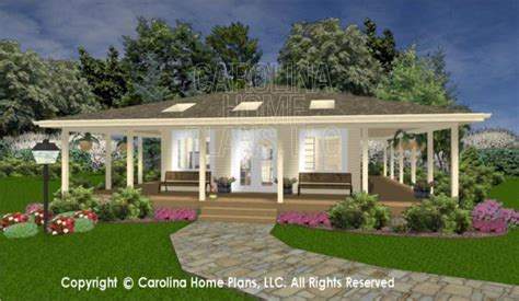 carolina house plans 3d images for chp sg 576 aa tiny cottage style 3d house plan views