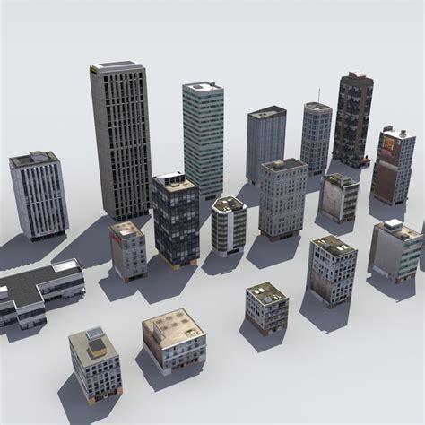 The Secret Of 3d Studio Max Ins Zaharuddin G Djalle Bonus Cd 20 city buildings skyscrapers 3d 3ds