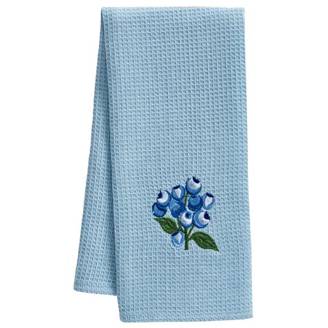 kitchen towel designs now designs embroidered dish towel save 57