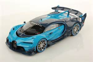 Bugatti Gt Bugatti Vision Gran Turismo 1 18 Mr Collection Models