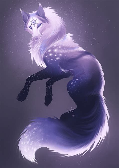 Anime Wolf by Auction Closed By Safiru Deviantart On Deviantart