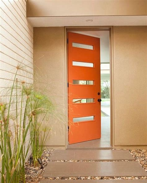 Where Can I Buy A Front Door 25 Best Ideas About Orange Front Doors On Orange Door Colored Front Doors And
