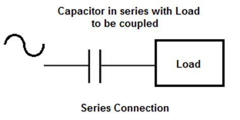 capacitor value for ac coupling high frequency coupling capacitors lca micronics