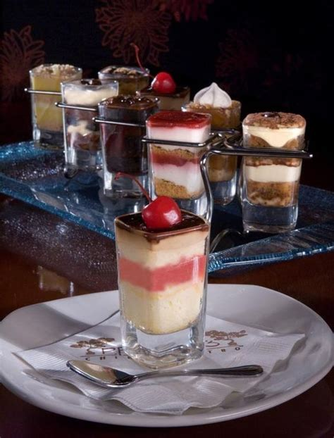 the mini dessert shot glasses glasses and mini dessert