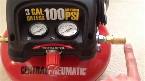 review   harbor freight  gallon  psi max