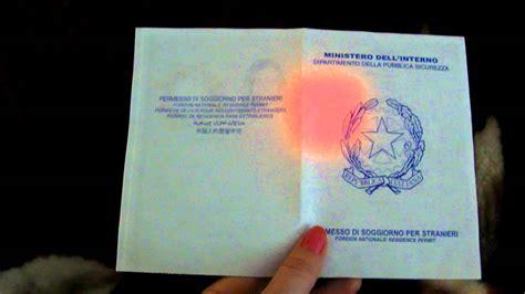 documenti servono per la carta di soggiorno stunning documenti carta di soggiorno images amazing