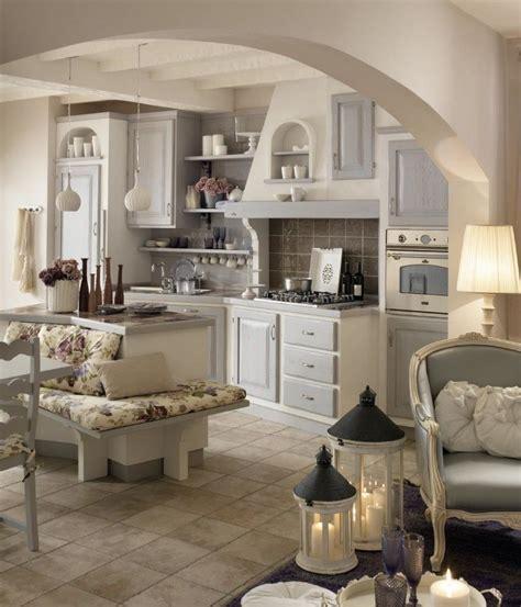 Wohnzimmer Ideen Wandgestaltung 5139 by Cucine Shabby Chic Accessori E Mobili Con Foto Per