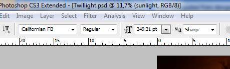 cara membuat poster film twilight dengan menggunakan cara membuat poster film twilight dengan menggunakan