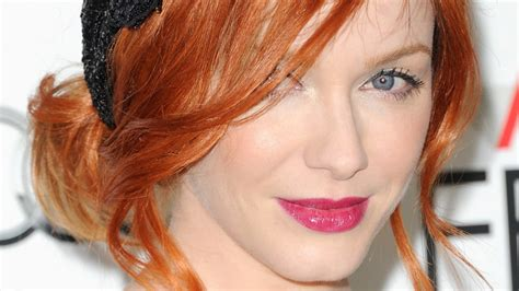 who is a celebraty with red hair red hair inspiration celebrity redheads we love stylecaster