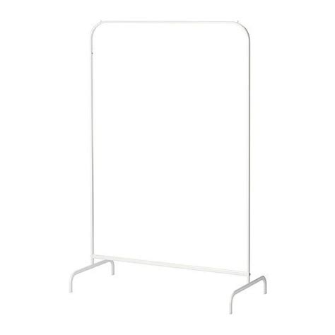 White Clothes Rack by Mulig Clothes Rack White