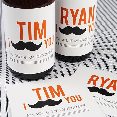 Drink With Label Custom label by bottleyourbrand
