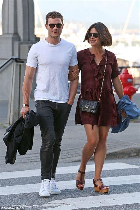 fifty shades darker filming start date fifty shades darker s jamie dornan spends night with wife
