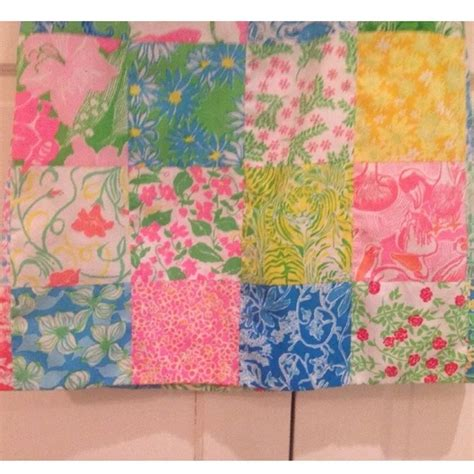 Lilly Pulitzer Patchwork - lilly pulitzer sold vtg lilly pulitzer 60s patchwork